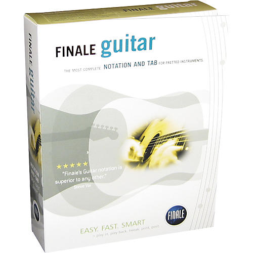 Finale Finale Guitar
