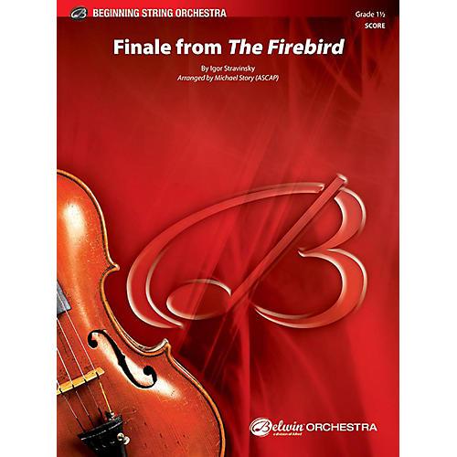 BELWIN Finale from The Firebird - Grade 1.5-thumbnail