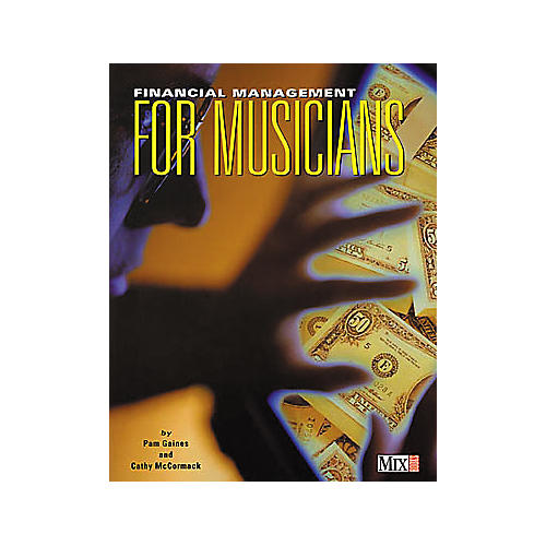 Hal Leonard Financial Management for Musicians Book