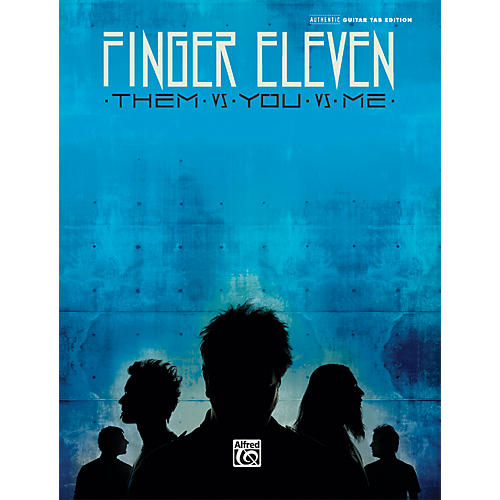 Alfred Finger Eleven - Them vs. You vs. Me Guitar Tab