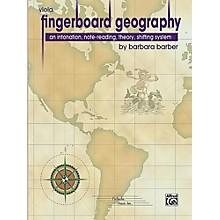PRELUDIO Fingerboard Geography for Viola, Volume 1