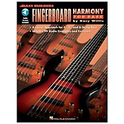 Hal Leonard Fingerboard Harmony for Bass (Book and CD Package)