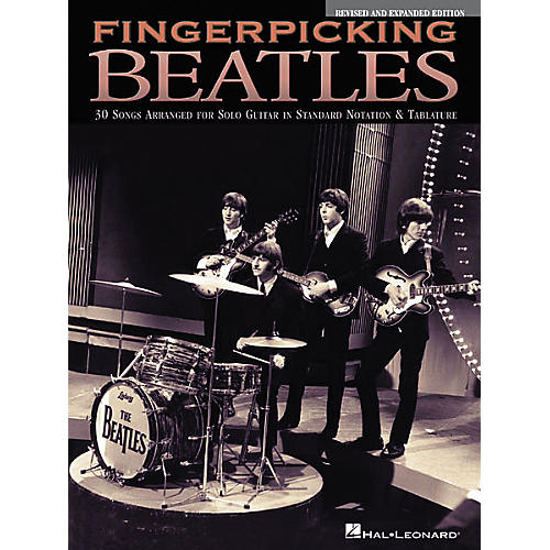 Hal Leonard Fingerpicking Beatles Guitar Tab Songbook Revised & Expanded Edition