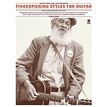 Music Sales Fingerpicking Styles for Guitar Music Sales America Series Softcover Written by Happy Traum
