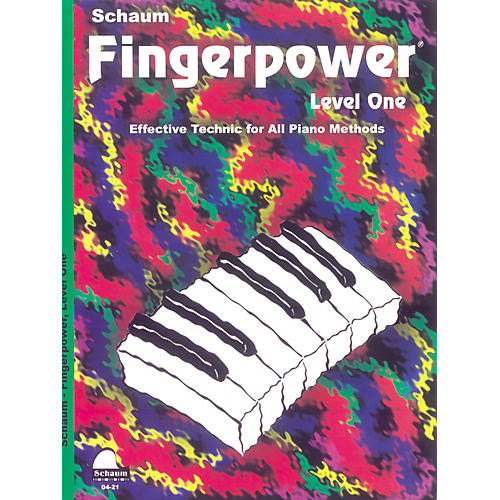 Alfred Fingerpower Book Level 1