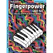 SCHAUM Fingerpower® (Level 2 Book/CD Pack) Educational Piano Series Softcover with CD Written by John W. Schaum