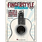 Hal Leonard Fingerstyle Ukulele - A Method & Songbook For Fingerpicking Backup & Solos Book/CD