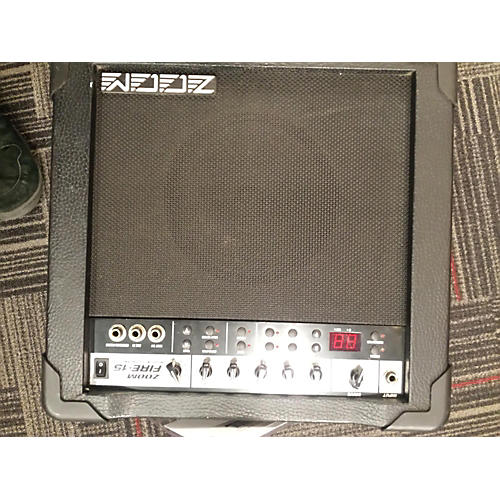 Zoom Fire 15 Guitar Combo Amp-thumbnail