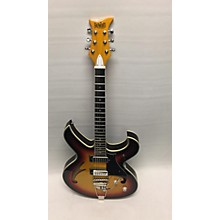 Eastwood Fire Bird Hollow Body Electric Guitar