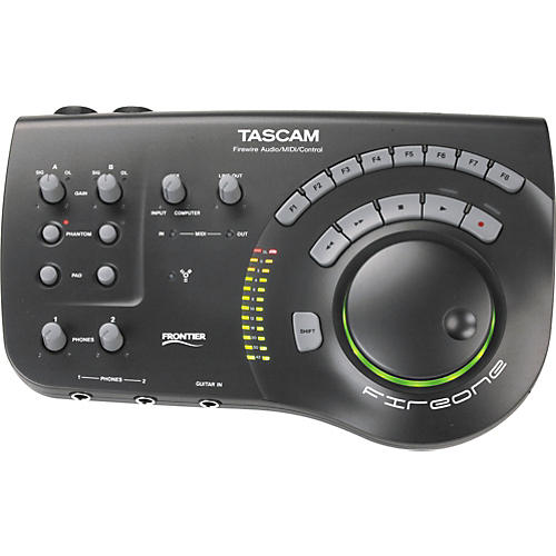 Tascam FireOne FireWire audio and control interface-thumbnail