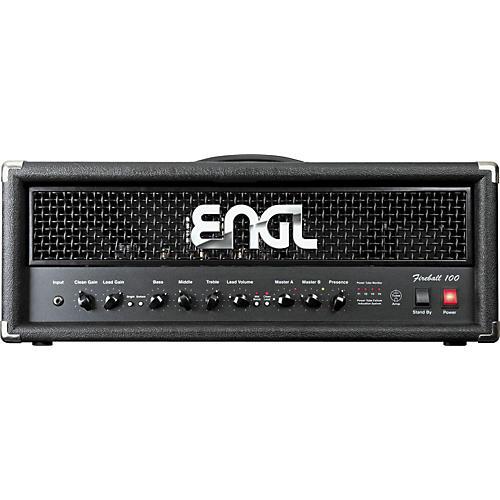 Engl Fireball 100 100W Tube Guitar Amp Head Black