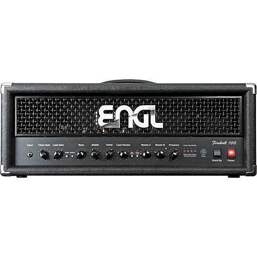 Engl Fireball 100 100W Tube Guitar Amp Head-thumbnail