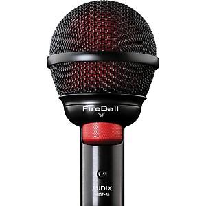 Audix Fireball-V Harmonica Microphone by Audix