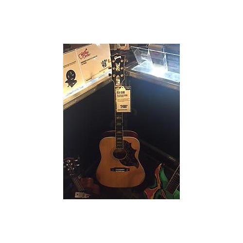 Gibson Firebird Custom Acoustic Acoustic Guitar Natural