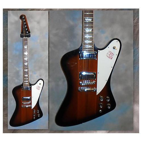 Gibson Firebird Solid Body Electric Guitar Tobacco