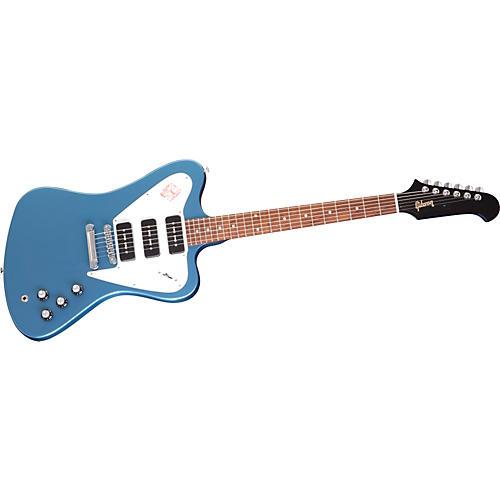 Gibson Firebird Studio Non-Reverse Electric Guitar Pelham Blue