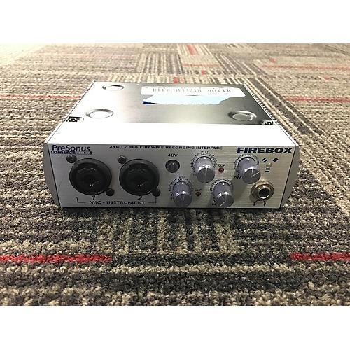 PreSonus Firebox Audio Interface