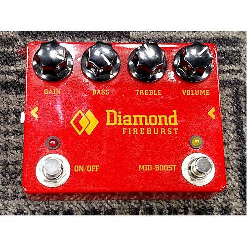 DIAMOND PEDALS Fireburst Effect Pedal