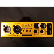 Radial Engineering Firefly Tube Direct Box Direct Box