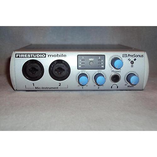 Presonus Firestudio Mobile Audio Interface