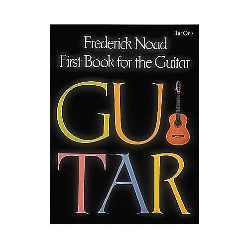 G. Schirmer First Book for the Guitar - Part 1 Book