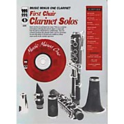 Hal Leonard First Chair Solos for Clarinet