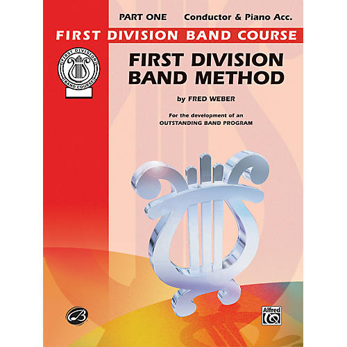 Alfred First Division Band Method Part 1 Conductor-thumbnail