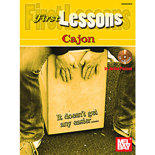 Mel Bay First Lessons Cajons