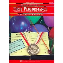 KJOS First Performance Bass Clarinet