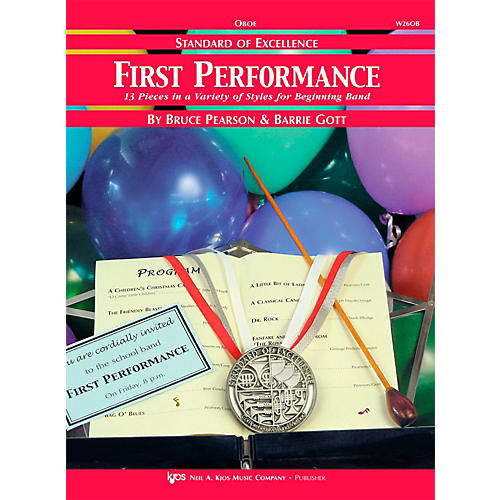 KJOS First Performance Oboe-thumbnail