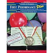 KJOS First Performance Plus Bassoon/Trombone/Baritone B.C. Book