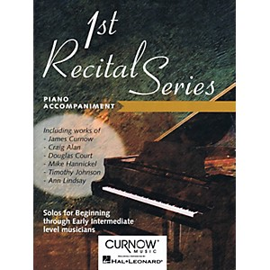 Curnow Music First Recital Series Piano Accompaniment for Tuba, Eb Bass an... by Curnow Music