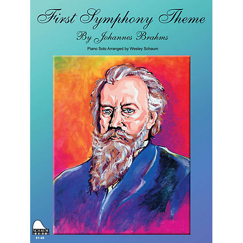 SCHAUM First Symphony Theme Educational Piano Series Softcover
