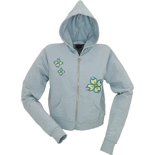 Dragonfly Clothing Company Fish and Games Women's Zippered Hoodie