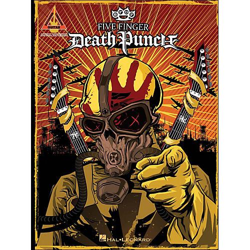 Hal Leonard Five Finger Death Punch Guitar Tab Songbook-thumbnail