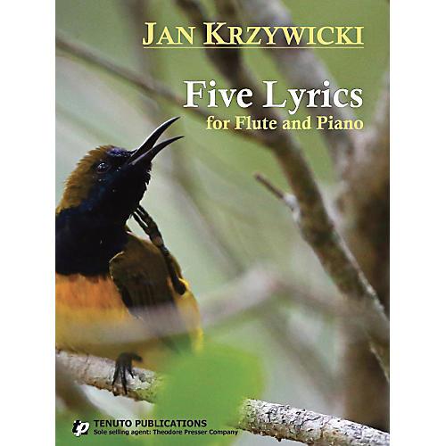 Carl Fischer Five Lyrics (Book)
