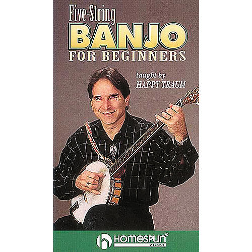 Hal Leonard Five-String Banjo for Beginners Video-thumbnail