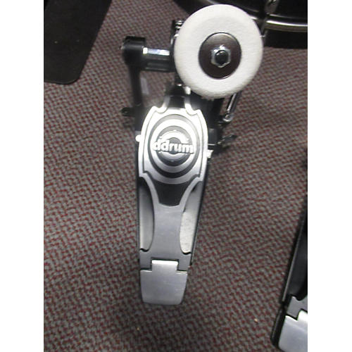 Ddrum Fixed Plate Single Bass Drum Pedal