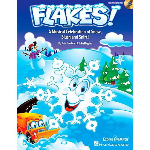Hal Leonard Flakes!  Musical Celebration of Snow, Slush and Snirt! (Classroom Kit)-thumbnail