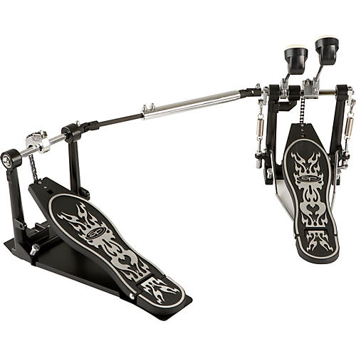 Sound Percussion Labs Flame Footboard Double-Bass Drum Pedal-thumbnail