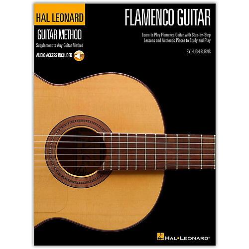 Hal Leonard Flamenco Guitar Method Book/CD (Stylistic Supplement To The Hal Leonard Guitar Method)