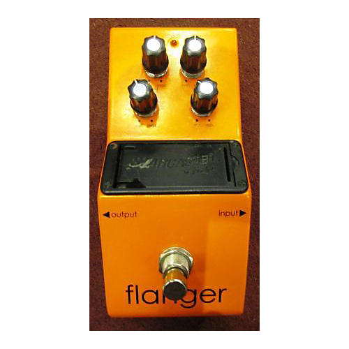 Starcaster by Fender Flanger Effect Pedal-thumbnail