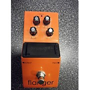 Starcaster by Fender Flanger Effect Pedal