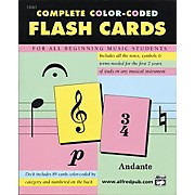 Alfred Flash Cards