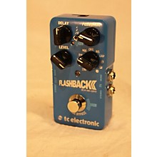 TC Electronic Flashback 2 Effect Pedal