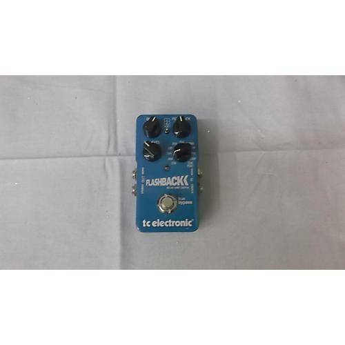 TC Electronic Flashback Delay And Looper Effect Pedal