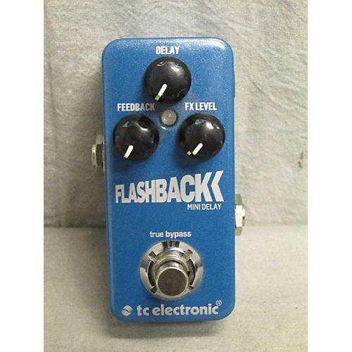 TC Electronic Flashback Mini Delay Effect Pedal-thumbnail