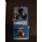 TC Electronic Flashback Mini Delay Effect Pedal