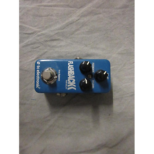 TC Electronic Flashback Mini Delay Effect Pedal-thumbnail