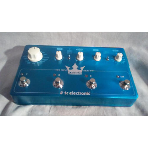 used tc electronic flashback triple delay effect pedal guitar center. Black Bedroom Furniture Sets. Home Design Ideas